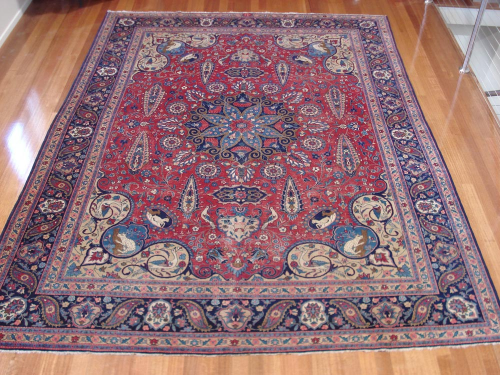 Persian Tabriz - Antique