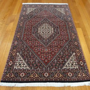 Persian Bijar - Top Quality (Silk Inlay)